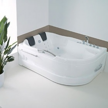 Гидромассажная ванна Wellis Dublo E-Drive™ TOUCH