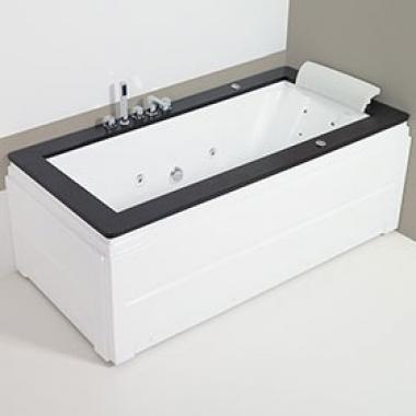 Гидромассажная ванна Wellis Nera E-Drive™ TOUCH