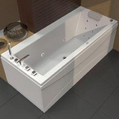 Гидромассажная ванна Wellis Vitalia E-Max™ TOUCH