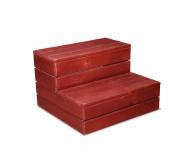 Ступени деревянные Wooden spa step