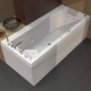 Гидромассажная ванна Wellis Vitalia E-Multi™ TOUCH