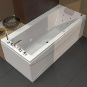 Гидромассажная ванна Wellis Vitalia E-Drive Touch ™
