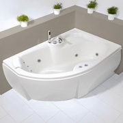 Гидромассажная ванна Wellis Sepia E-Drive™ TOUCH